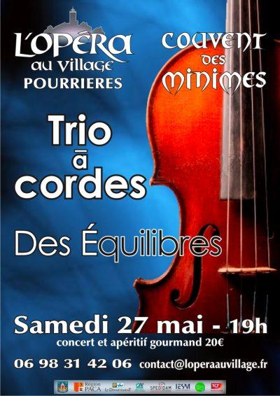 affiche trio17